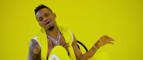 Sikomi by Diamond Platnumz of Tanzania